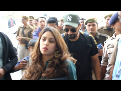 Xxx Mp4 Rohit Sharma And Ritika Sajdeh At Lucknow Airport 3gp Sex