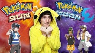 BIENVENIDOS A ALOLA! Pokemon Sun & Moon Demo E1 - [LuzuGames]