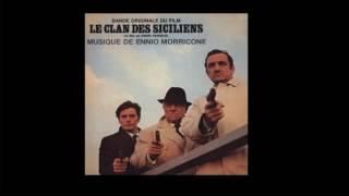 ENNIO MORRICONE - THE SICILIAN CLAN 1969 - SOUNDTRACK