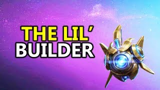 ♥ Heroes of the Storm (HotS) - Probius The Little Builder