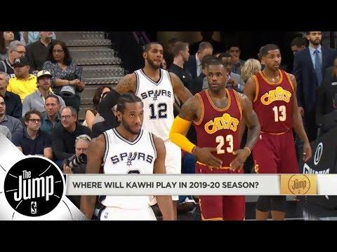 Xxx Mp4 Where Will Kawhi Leonard Play In 2019 20 The Jump ESPN 3gp Sex