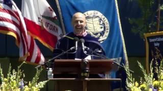 University of California Berkeley Commencement Keynote Speech 2017 | Maz Jobrani