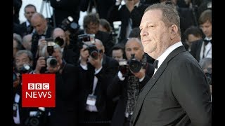 Harvey Weinstein: Secret recording of undercover sting - BBC News