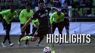 Highlights: Seattle Sounders FC vs PSA Elite
