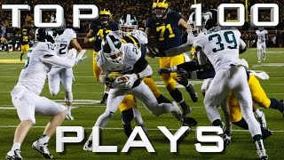 Top 100 Plays of the '15-16 College Football Season
