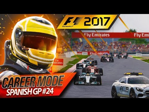F1 2017 Career Mode Part 24: Fighting the Finns