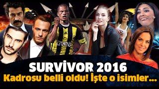 Survivor S32E1 -  Survivor 2016 Episode 1