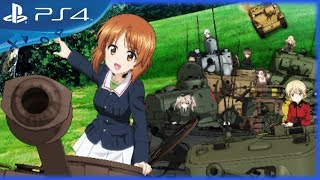 Girls und Panzer: Dream Tank Match (2018) - Official Trailer #1 - English Subs - PS4