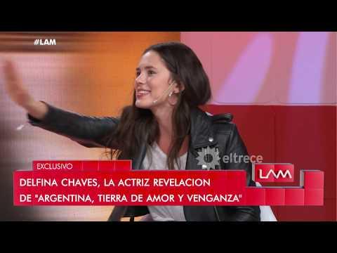 Xxx Mp4 Delfina Chaves Contó Cómo Es La Relación Con Su Hermana Paula 3gp Sex