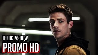 The Flash 3x10 Extended Trailer