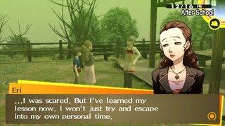 [HD] [PS Vita] Persona 4 Golden - Young Mother Social Link [Temperance]