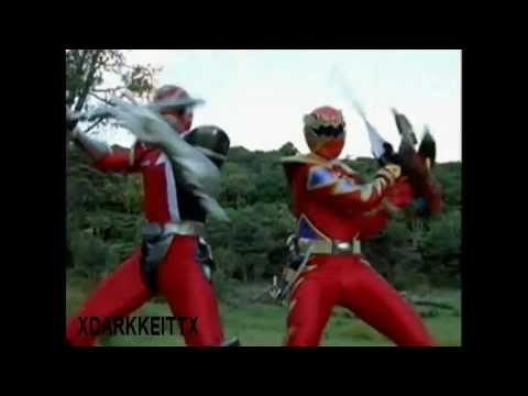 Power Rangers Battlizer S.P.D y Dino Trueno