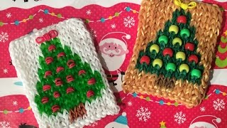 Rainbow Loom Nederlands, Kerstboom Mural