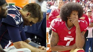 NFL Suffers 14% Drop in Ratings From Season Opener; Both Sides of Kaepernick Kerfuffle Celebrate