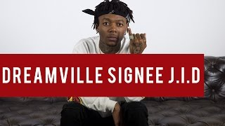 J.I.D On Signing to Dreamville & Meeting J. Cole