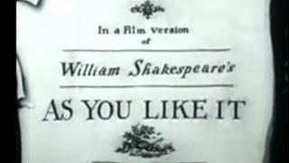 As You Like It (1936) [Drama] [Comedy]