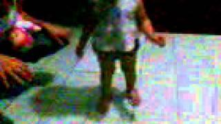 Nina danca dos bichos