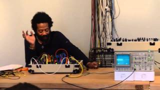 Make Noise Modular Synthesis Workshop,Pt4: Modular Synthesis for Musical Purpose