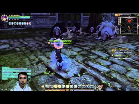 Dragon nest :  Elemental conversion Jade (ECJ)