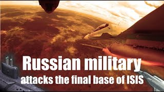 Russia troops attack ISIS for three days, paving the way for the SAA to take over Al-bukamal