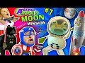 Download Video AMAZING FROG ASTRONAUT Space Moon Mission! FGTEEV Caught On Camera! Darth Vader Captain America Pt 7 3GP MP4 FLV