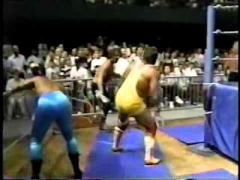 PH 8/4/89- Sting & Dr Death vs Terry Funk & Terry Gordy- Part 2