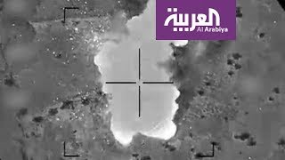 مشاهد مباشرة لقصف الحوثيين عند الحدود السعودية