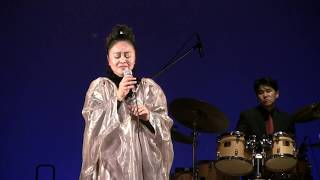 Maria Lourdes sings *MISTY & KOIBITOYO* performed at Hama Hall