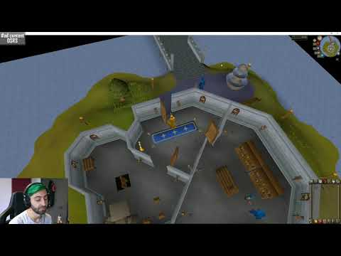 Old School RuneScape with Waffle
