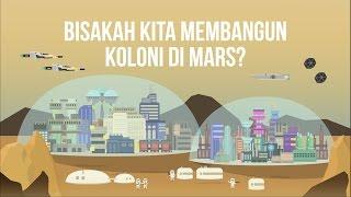 Bisakah Kita Membangun Koloni di Mars?