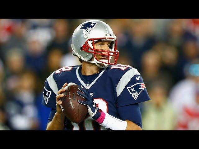 Top 5 Tom Brady Throws | NFL