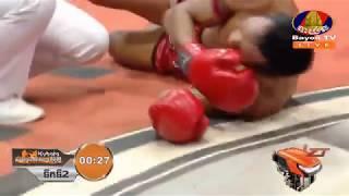 Khmer Boxing ហេង វាសនា Vs Fanimith(Thai) Kun khmer Bayon Boxing