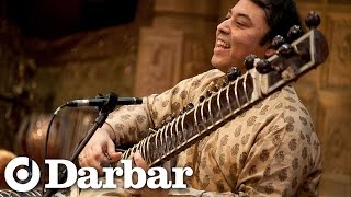 Breathtaking and unbelievable Raag Darbari by Ustad Irshad Khan at the Darbar Festival
