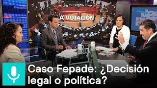 Destitución de Santiago Nieto ¿decisión legal o política?