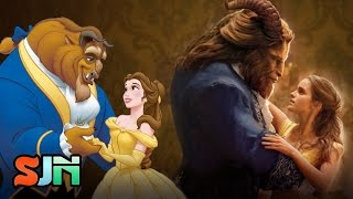 New Beauty and the Beast Photos Revealed!