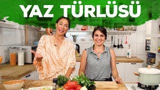 Yaz Türlüsü (1+ Yaş Tüm Aile) - Koroplast ile Keskin Kokuyu Nasıl Hapsettik? | İki Anne Bir Mutfak