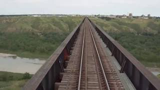 Lethbridge High Level bridge HI-DEF