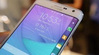 Samsung Galaxy Note Edge Impressions!