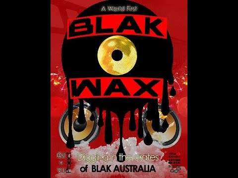 DJ Astro Black with:Blak Wax Project - Live at IndieEarth Exchange 2014