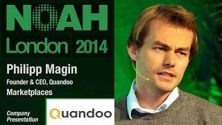 Philipp Magin, Quandoo - NOAH14