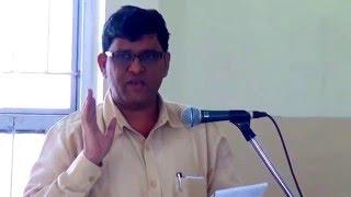 Dr  Chandrakant Puri on Jatpanchayat  डॉ. चंद्रकांत पुरी _जात पंचायत : शोध आणि बोध परिषदेतील भाषण