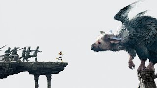 The Last Guardian All Cutscenes (Game Movie) 1080p HD