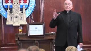 Father Andrew Greeley, Columnist for the Chicago Sun-Times
