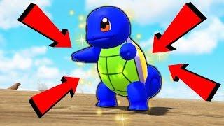 A SHINY POKEMON ?!?! (Ark Pokemon)