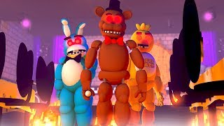 ROBLOX FIVE NIGHTS AT FREDDY'S (Roblox Scary Game)