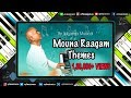 Mouna Raagam Theme (ilayaraja) /Piano, Guitar, Flute, Saxophone, Voilin Notes