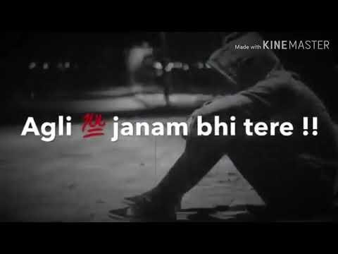 💔💔Ye dil kyu toda 💔💔 Nayab Khan ||whatsApp status|| || STATUS KING ||