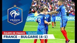 Equipe de France, qualifications 2018: France-Bulgarie 2016 (4-1), le résumé I FFF 2016