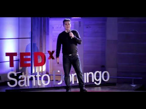 Our Post Human Future David Simpson TEDxSantoDomingo