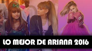Los 13 Mejores Momentos de Ariana Grande en el 2016